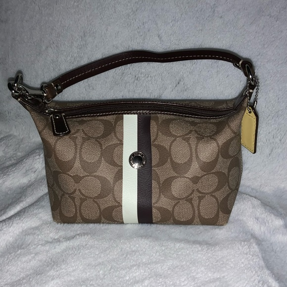 Coach Handbags - coach purse - brown